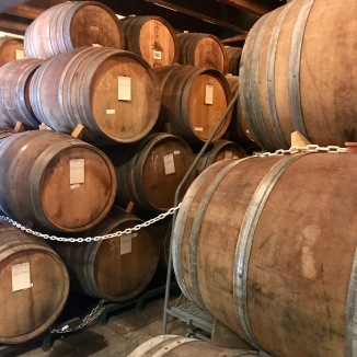 Jester King Barrel Room