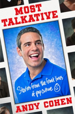 My final Andy Cohen book!