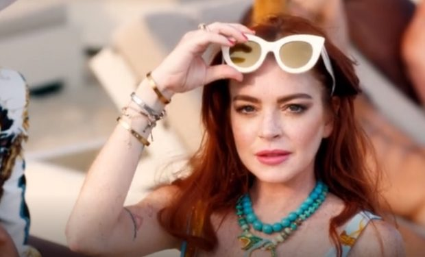 'Lindsay Lohan's Beach Club': 'Paradise Boss'. – The ...