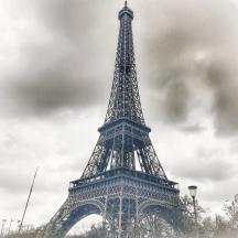 Tower Eiffel.