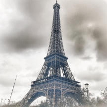 Tower Eiffel.