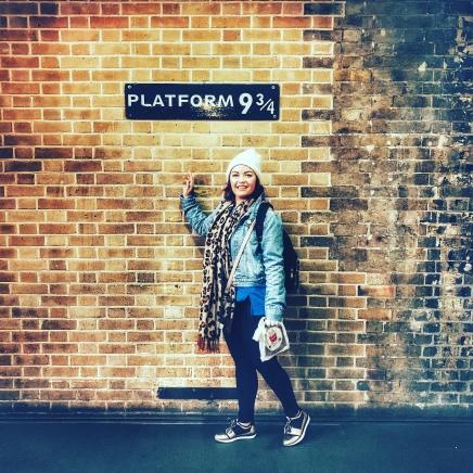 Platform 9 3/4!