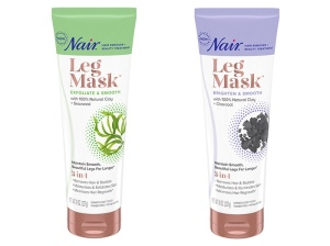 A Review Nair Leg Mask The Bitter Lemon
