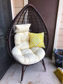 New patio chair from Wayfair!